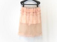コットンクラウドのスカート