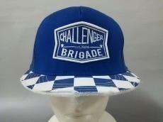 チャレンジャーの帽子