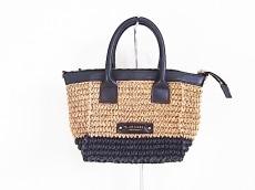 ブルーレーベルクレストブリッジのハンドバッグ