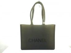 CHANEL(シャネル)のラバーバッグのトートバッグ