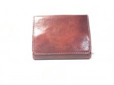 カズヨナカノの2つ折り財布