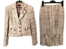 デイビットマイスターのスカートスーツ