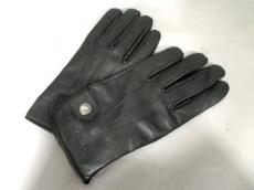 ブラックレーベルクレストブリッジの手袋