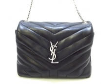 YvesSaintLaurent rivegauche (YSL)(イヴサンローランリヴゴーシュ)のルルチェーンバッグスモール
