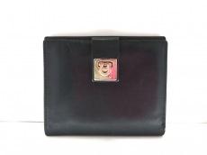 SalvatoreFerragamo(サルバトーレフェラガモ)/Wホック財布