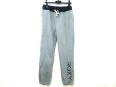 Roxy(ロキシー) パンツ サイズL ユニセックス美品  グレー×ネイビー