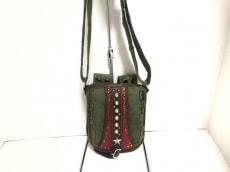 ケムリのショルダーバッグ