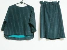 INDIVI(インディビ)/スカートセットアップ