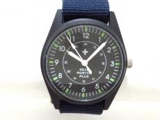 ヘッドポータープラスの腕時計