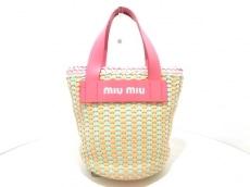 miumiu(ミュウミュウ)のバケットバッグ