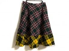 マークルビアンのスカート