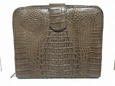 Crocodile Skin(クロコダイルスキン)のその他財布