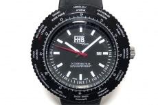 エフエイチビーの腕時計