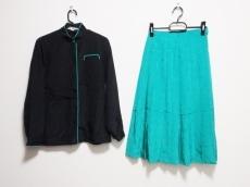 HANAE MORI(ハナエモリ)/スカートセットアップ