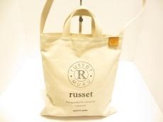 russet(ラシット)/トートバッグ