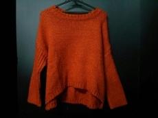 ADORE(アドーア) 長袖セーター サイズ38 M レディース オレンジ