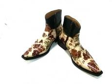 gianni barbato(ジャンニバルバート)のブーツ