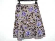 マリパルミのスカート