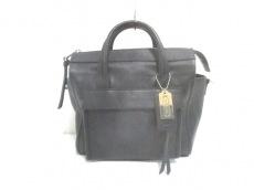 COACH(コーチ)のブリーカー レザー ミニ ライリー キャリーオールのハンドバッグ