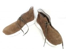 ヒロシ ツボウチのブーツ