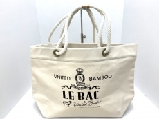 united bamboo(ユナイテッドバンブー)のトートバッグ