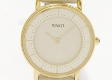 WAKO(ワコー)の腕時計
