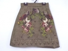 DOLCE&GABBANA(ドルチェアンドガッバーナ)のスカート