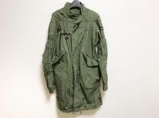 リハーズオールのコート