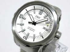 IWC(アイダブリューシー) アクアタイマー/IW329004 腕時計 買取実績