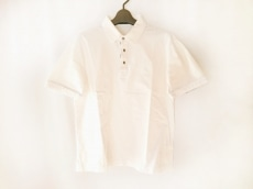 ブラックレーベルクレストブリッジのポロシャツ