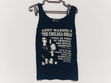 ANDY WARHOL BY HYSTERIC GLAMOUR(アンディ・ウォーホル バイ ヒステリックグラマー)のタンクトップ