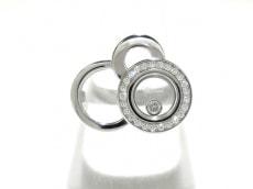 Chopard(ショパール)のハッピーダイヤモンド バブル リング
