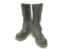 ゲッタグリップのブーツ