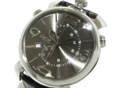 GAGA MILANO(ガガミラノ) シン クロノ 48MM/5097.03BW 腕時計 買取実績