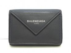 BALENCIAGA(バレンシアガ)/3つ折り財布