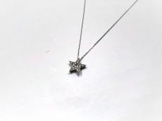 ジョアドゥトリートの星パヴェダイヤモンドネックレス