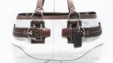 COACH(コーチ)のハンプトンズレザートートのトートバッグ