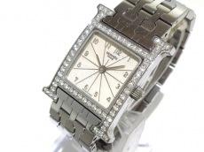 HERMES(エルメス)のHウォッチ ラムサスの腕時計