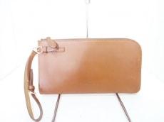 ボルディーニのセカンドバッグ