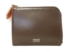 TAKEOKIKUCHI(タケオキクチ)のコインケース