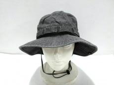 グリフィン × バーグハウスの帽子