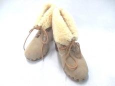 ボサボのブーツ