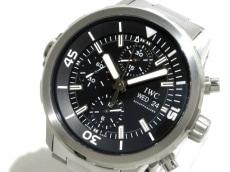 IWC(アイダブリューシー) アクアタイマークロノグラフ/IW376804 腕時計 買取実績
