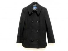 ストラネスブルーのコート