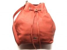 COACH(コーチ)のターンロック タイ バケット バッグのショルダーバッグ