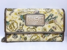 エイチビージーの長財布