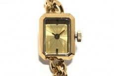 インデュナの腕時計
