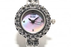 LAISSE PASSE(レッセパッセ)の腕時計