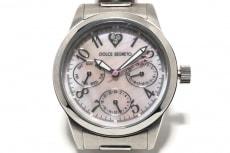 ドルチェセグレートの腕時計