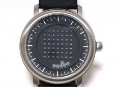 アバカスの腕時計